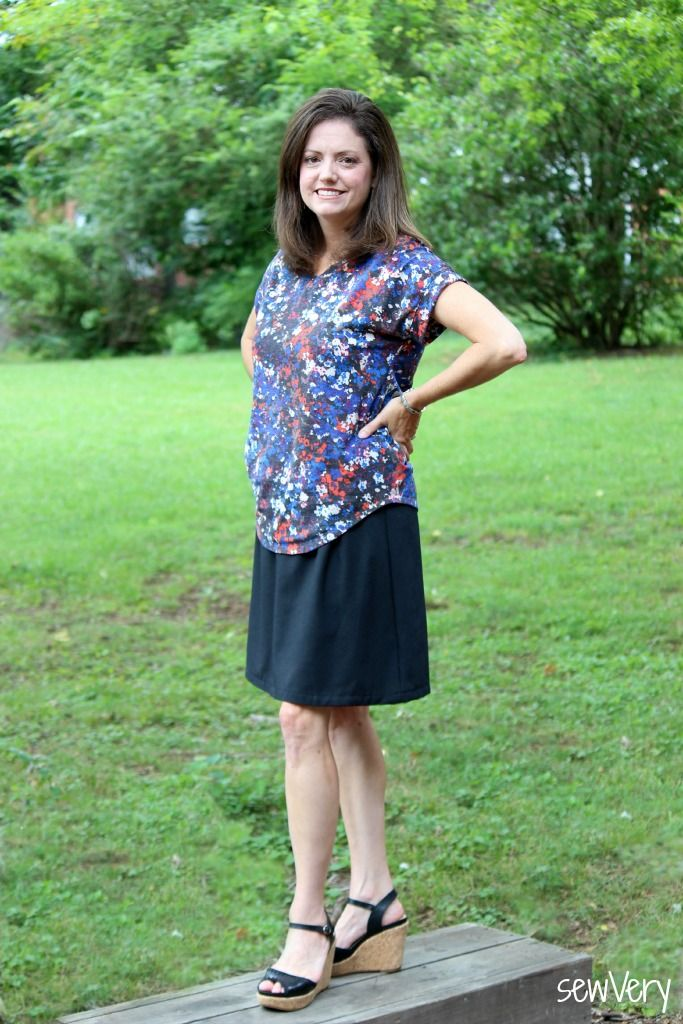 Making a Skirt that's Perfect for You  |  Do you struggle to find ready-to-wear skirts that fit your proportions properly and comfortably? I do, and as a result, I used to never wear skirts — until now! Keep reading for tips on sewing the perfect fitted skirt to fit and flatter your body!