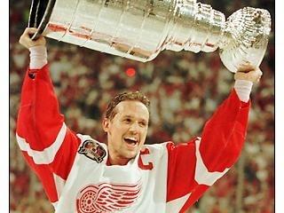 Steve Yzerman<3Michigan, Favorite Sports, Detroit Red Wings Hockey, Hockey Players, Detroit Sports, Hockey Red Wings Steve Yzerman, People, Captain, Stanley Cups
