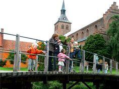 Vakantie in Denemarken met kinderen, vol pretparken en stranden