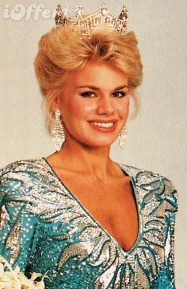 Miss America 1989 - pageant on DVD - Gretchen Carlson