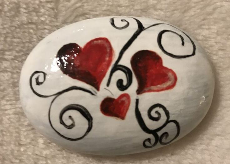40+ Stylish Rock Painting Design Ideas You Will Love – Page 35 of 41