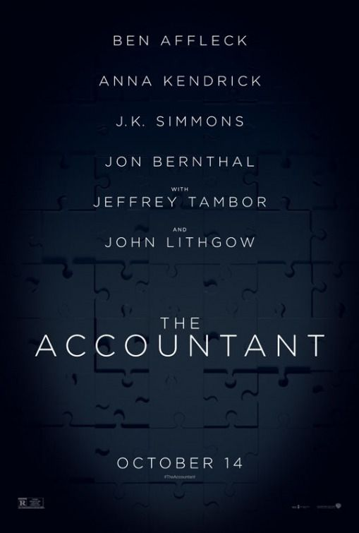 Watch the The Accountant (2016) movie trailer. Directed by Gavin O'Connor and starring Ben Affleck, Anna Kendrick, Jon Bernthal and Alison Wright. A forensic accountant un-cooks the books for illicit clients.