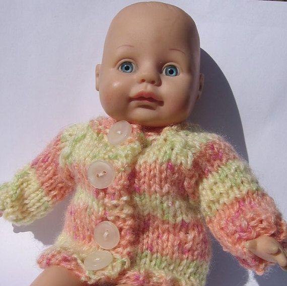 doll 25 cm 10  inch nutka_art handmade doll clothes by nutkaart