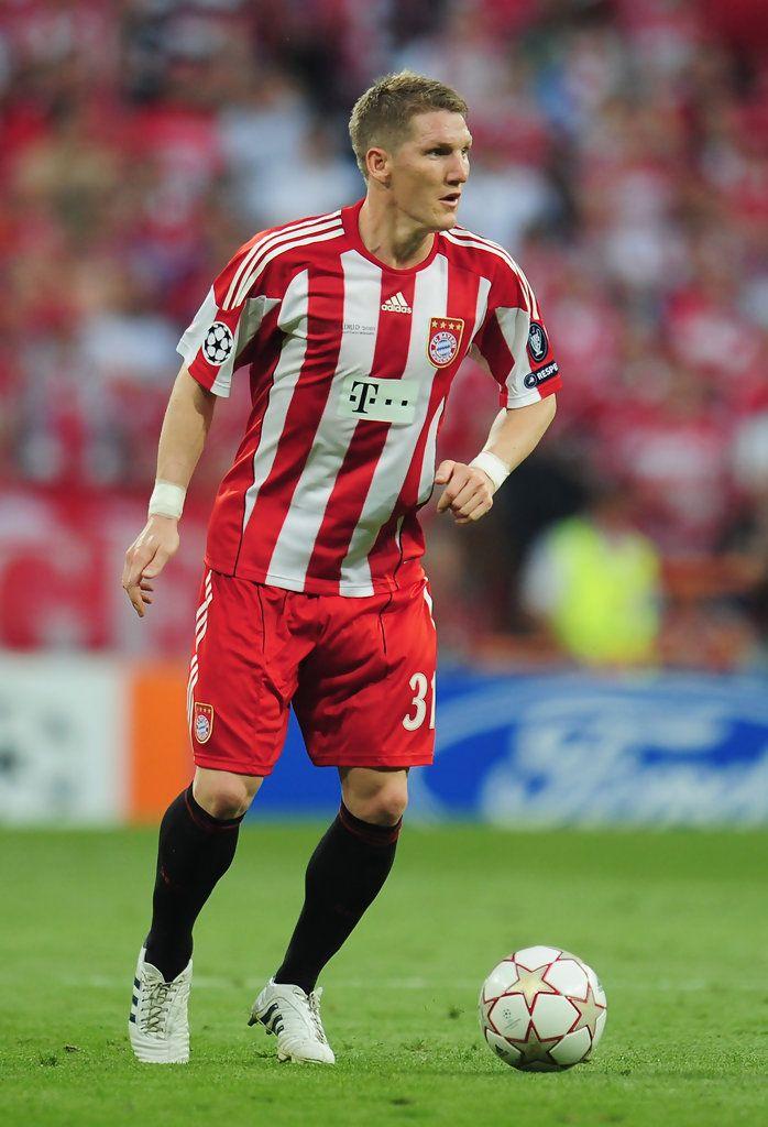 Bastian Schweinsteiger Fussballer des Jahres 2013
