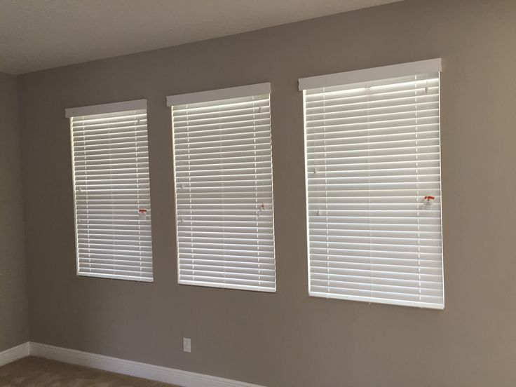 2 Faux Wood Blinds Ask Us About Our Whole Home Specials