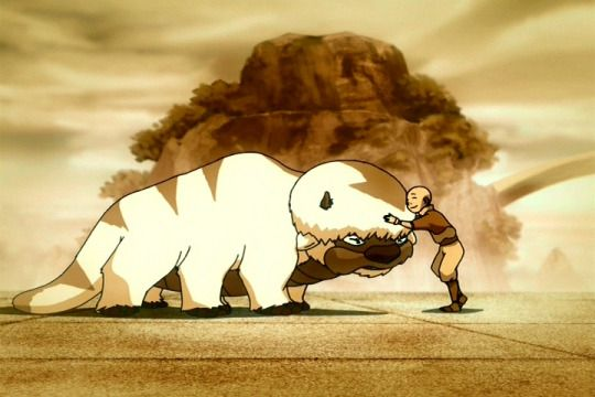 Avatar The Last Airbender Appa's Lost Days The last