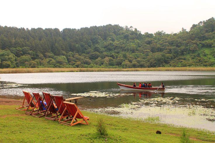 Laguna Verde de Apaneca, Sonsonate, El Salvador.
