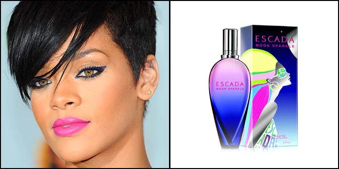 perfumes que as pessoas famosas usam