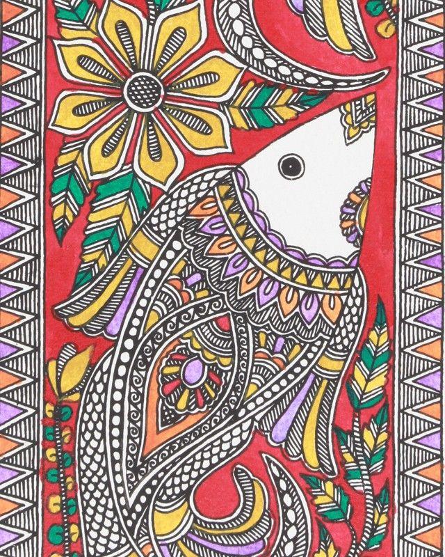 madhubani paintings - Google Search