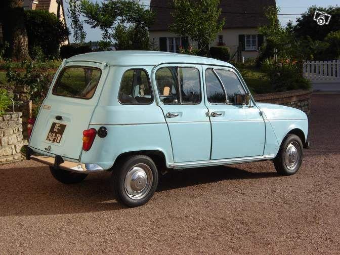 R4 renault 4l tl 1973 Voitures Sarthe - leboncoin.fr