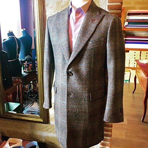 Overcoat Campiglio (44 US, GREY) MONTESARO https://www.amazon.com/dp/B01N1YP564/ref=cm_sw_r_pi_dp_x_9KaDyb6SAXWFY