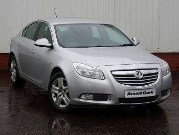 517 Used Vauxhall Insignia cars for sale in the UK | Arnold Clark
