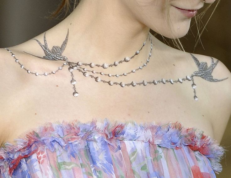 Best 25 necklace tattoo ideas on pinterest copper wire for Fake neck tattoo