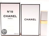 Chanel No. 19 Navulbaar - 7.5 ml - Eau de Parfum