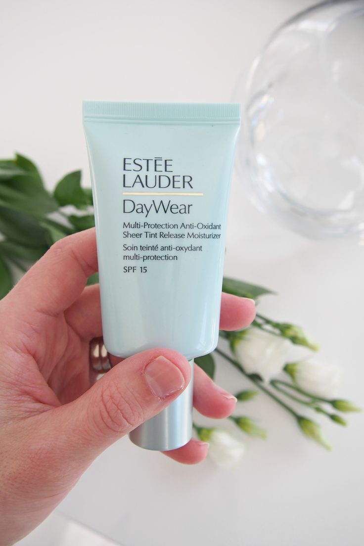 Hannas Home / Estée Lauder Day Wear Multi-protection Anti-oxidant Sheer Tint Release Moisturizer