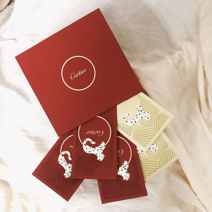 20++ designer ang pao packets we are in love with for CNY