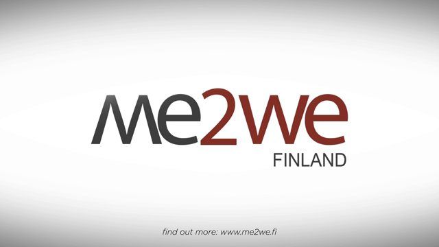 Me2We is going to reform recruiting, studying and internationalization!  www.gofilms.fi
