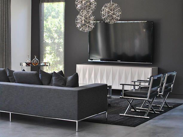Modern Grey Living Room 58 best media stands images on pinterest | media stands, tv stands