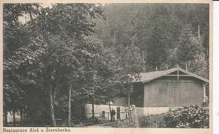 Šternberk restaurace ALEŠ MOTORKA