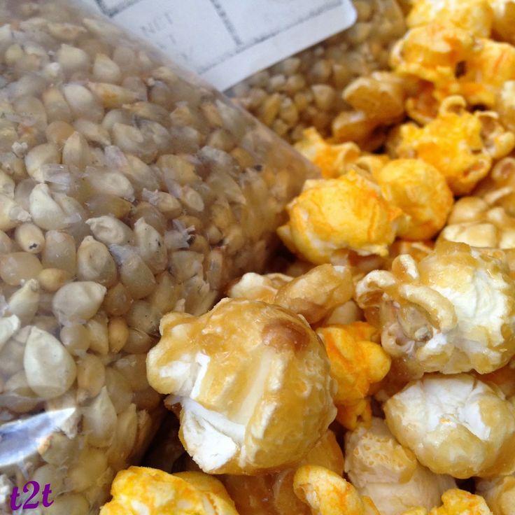 Turnips 2 Tangerines: Chicago-style Popcorn