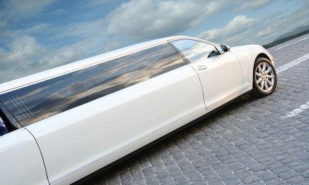 Sye Prestige à Paris : Balade d'1h en limousine: #PARIS 119.00€ au lieu de 150.00€ (21% de réduction)