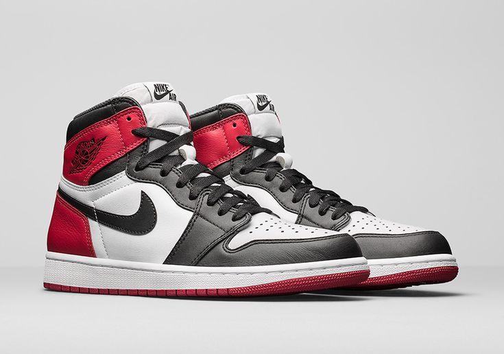 "#sneakers #news  Jordan Brand Unveils The Air Jordan 1 ""Black Toe"""