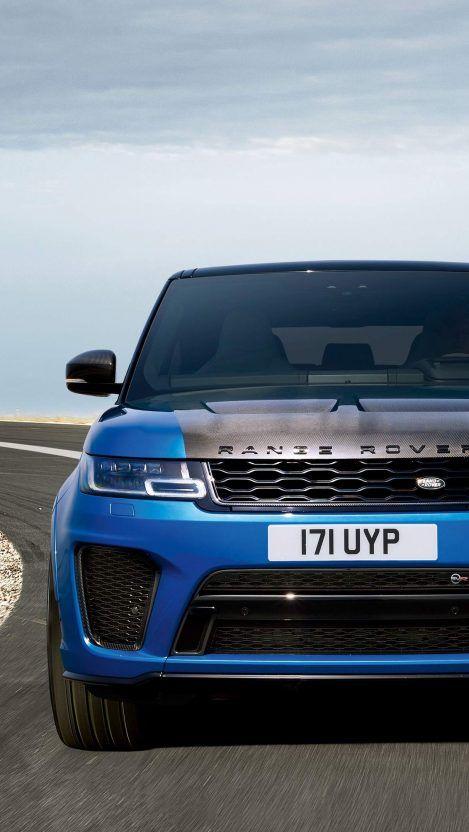 Range Rover Sport Svr Hd Car Iphone Wallpaper Iphone Wallpapers