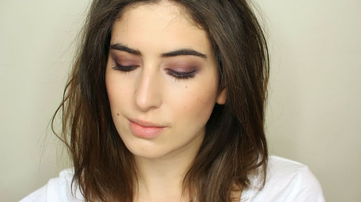 Lily Pebbles: PURPLE HAZE FOR BROWN EYES burberry plum pink