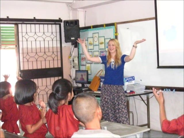 teaching thailand in the classroom we the ojays and wells