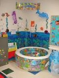 Reading nook... Use an inflatable pool!  With large throw pillows in it!!
