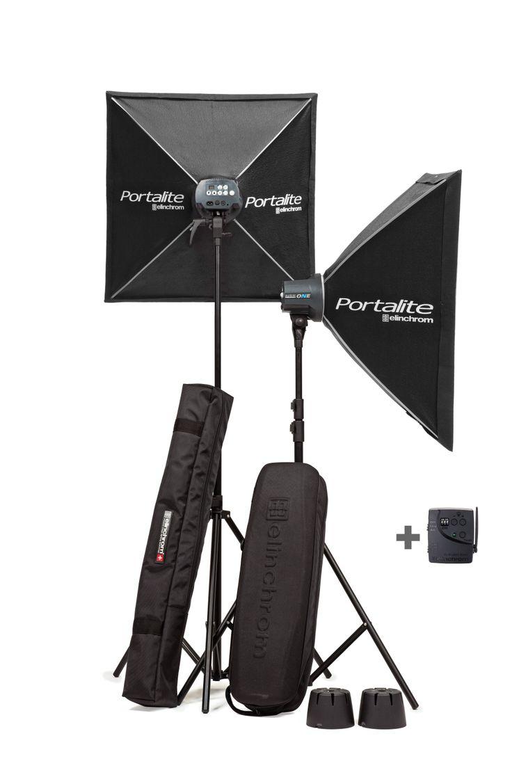 Set RX ONE con Cajas de Luz