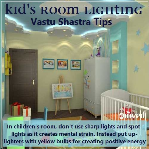 Superb Designing Your Kidsu0027 Room As Per Vastu Ensures That The Whole Ambience  Contributes To Your