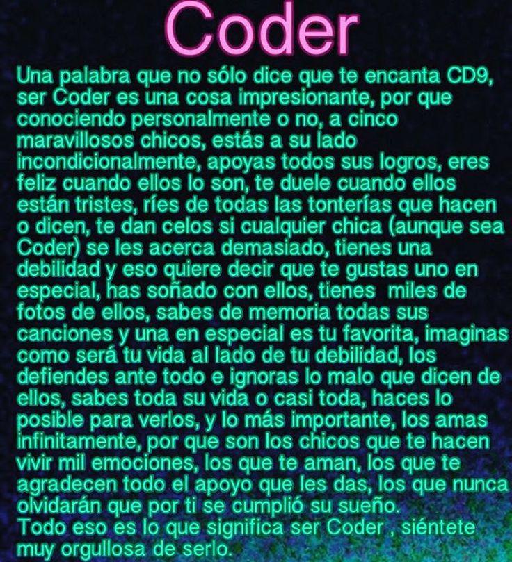 orgullosa de ser coder