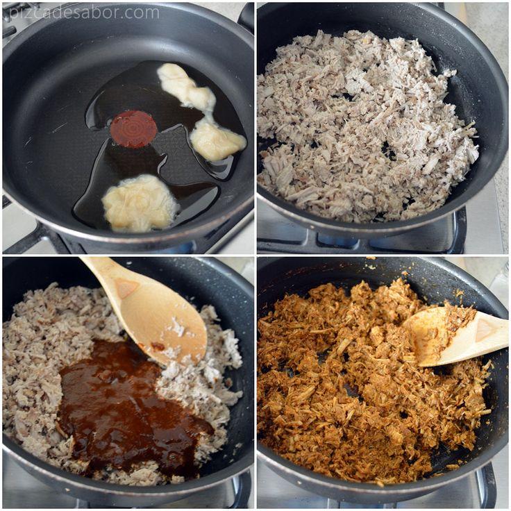 Cómo hacer chilorio de puerco www.pizcadesabor.com
