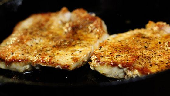 Butterflied Pork-Chops