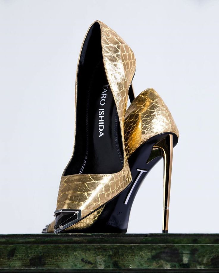 "Shoes Addicted on Instagram: ""TARO ISHIDA #fashion #heels #shoes #love #luxury… – schuhe"
