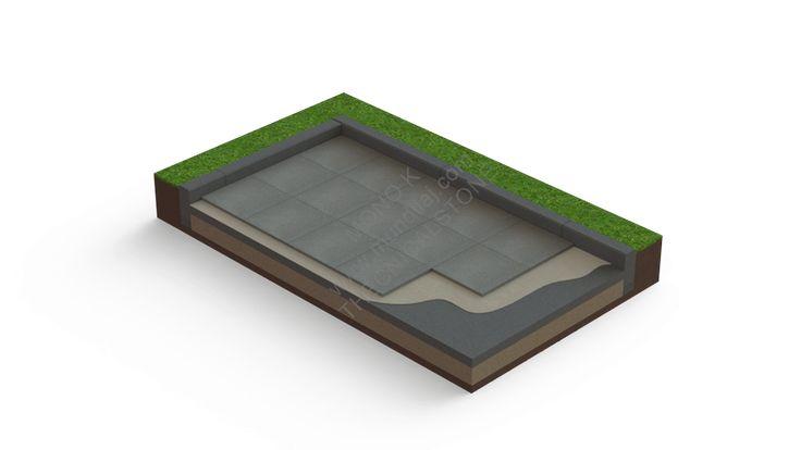 Pavimento Colado Mono K | Exteriores Comprar em: www.pimacon.pt | telefone - 252 990 440 | Landim VNF | Portugal