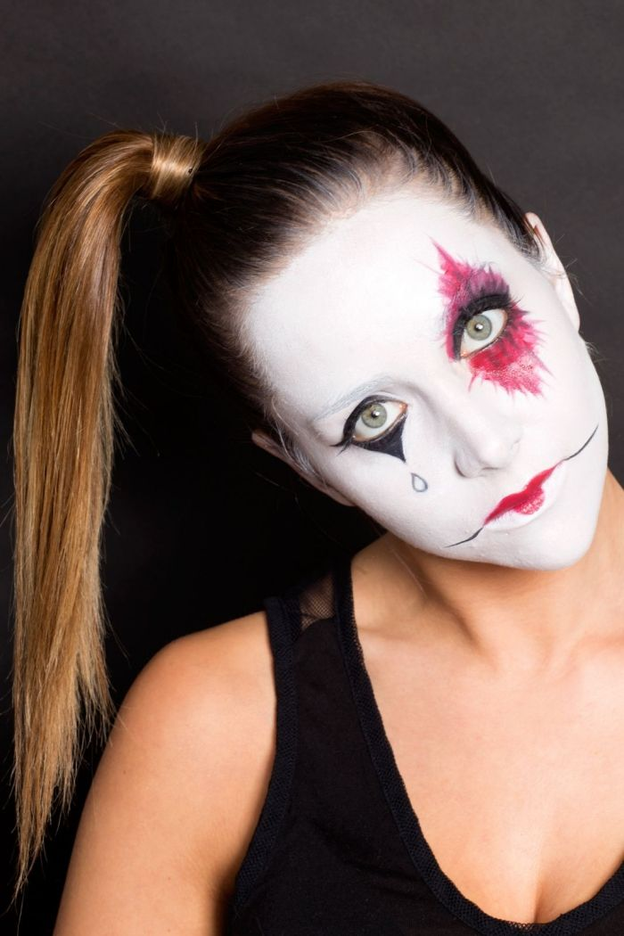 Maquillage Halloween 95.Pin On Maquillage
