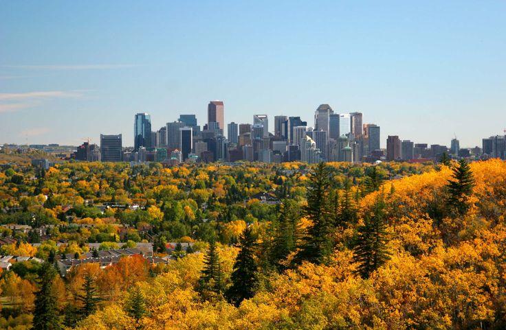 Beautiful Scenery And Plenty Of Nature Up At Calgary Alberta Canada My Beloved Beautiful