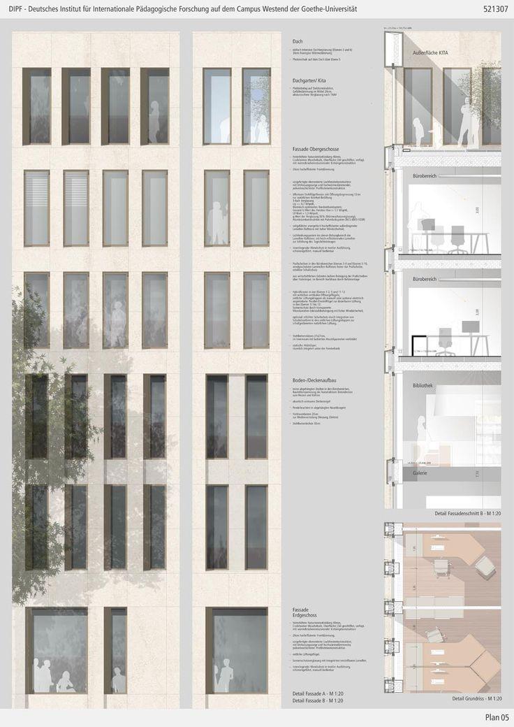 Fassade bürogebäude  Die besten 25+ Bürogebäude Ideen auf Pinterest | Bürogebäude in ...