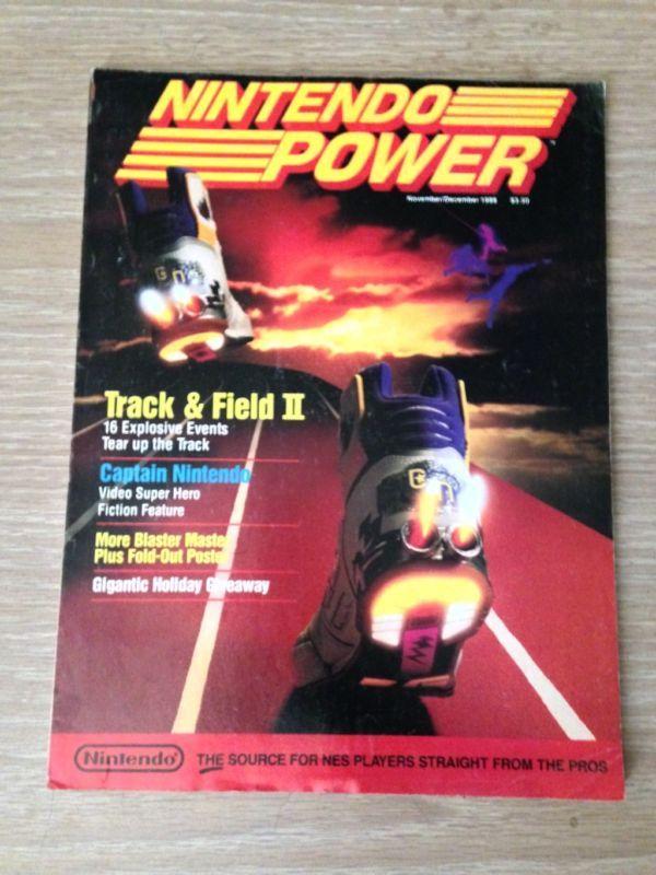 nintendo power issue 3 pdf