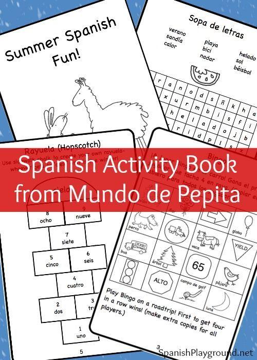 Best Pepe Loves Spanish Alphabet Images On   Spanish