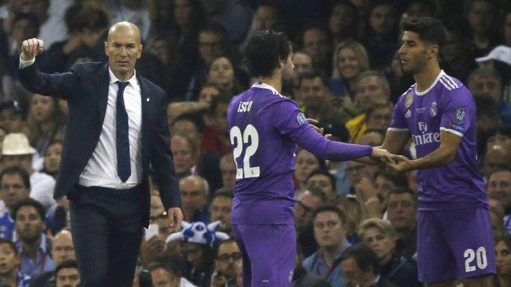 FINAL DE LA CHAMPIONS    El nuevo ciclo del Real Madrid    Asensio, que marcó en el primer y el último partido del año, encarna el futuro ...