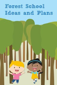 A collection of Forest School activities, ideas and lesson plans.