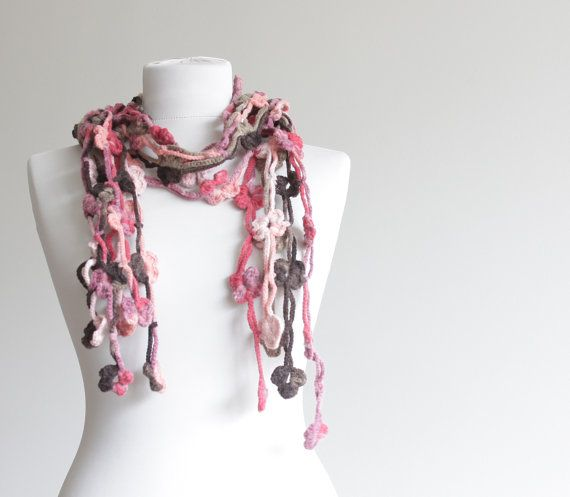159 best images about skinny scarves on Pinterest ...