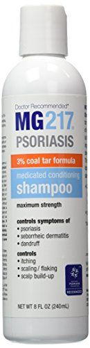 Awesome info about TRITON CONSUMER PRODUCTS MG 217 Medicated Coal Tar Shampoo for Psoriasis, eight Fluid Ounce
