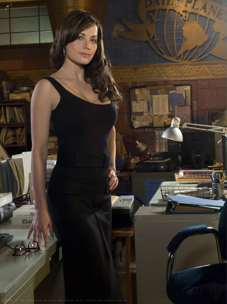 Smallville Season 8 – Erica Durance as Lois Lane