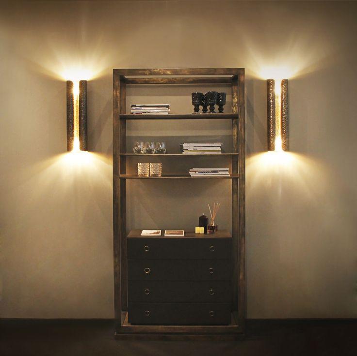 The best Lighting Solution to your Interior Design Project! | VELLUM Wall Light | Interior Design | Luxury Lamps | Luxury Interiors | #luxurybrands #moderndesign #interiordesign | more @ http://www.brabbu.com/?utm_source=pinterest&utm_campaign=1Imagem1000Inspiracoes&utm_content=BBsv