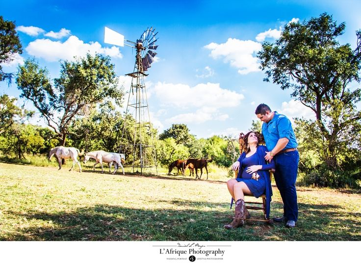Gorgeous photo on a backpackers farm in cullinan maternity photo shoot photographer Daniel L Meyer by L'Afrique Photography