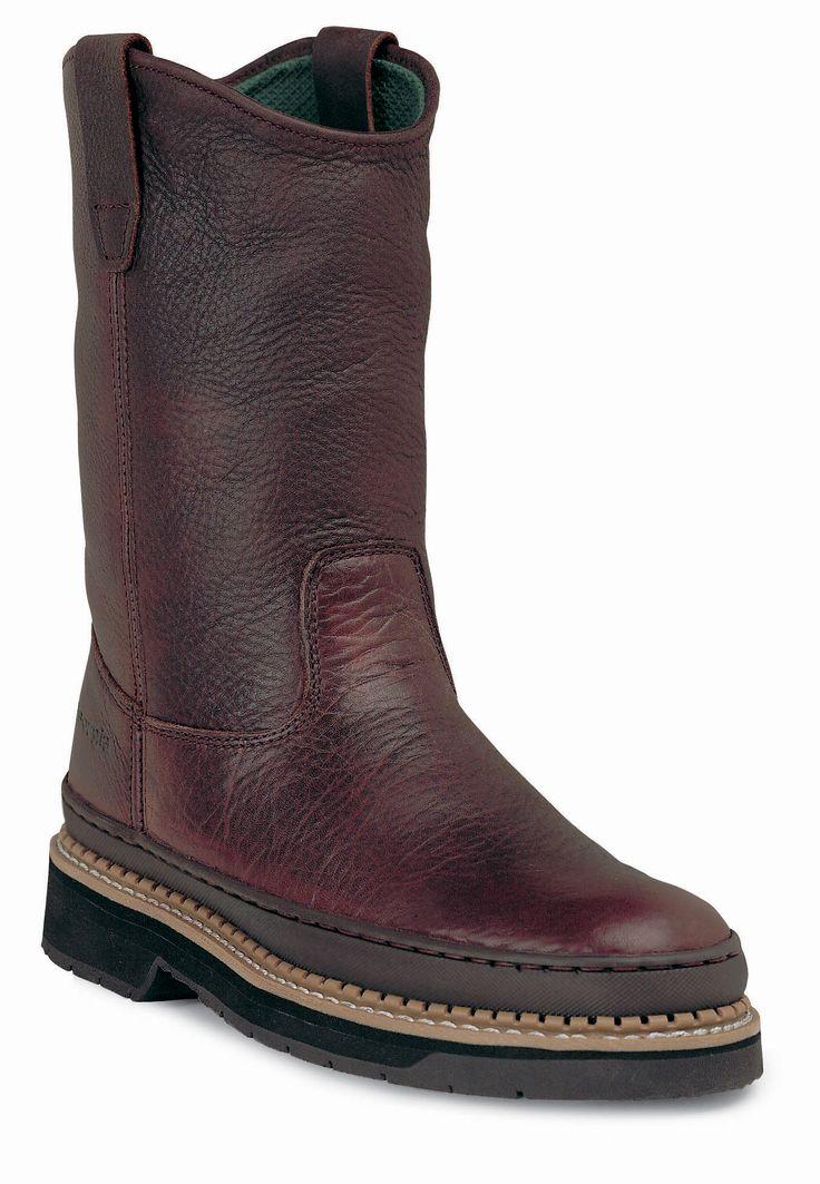 Best 25  Pull on work boots ideas on Pinterest | Slip on work ...